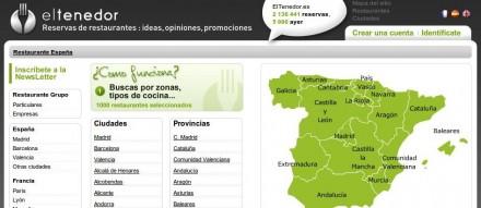 reservas restaurantes online eltenedor