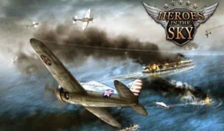 Heroes in the Sky juego de aviones