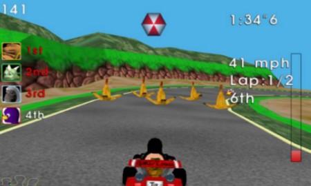 SupertuxKart juego de carreras