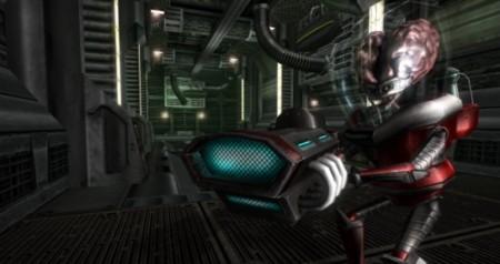 Alien Arena Juego de Accion