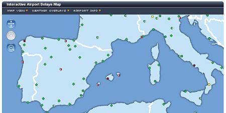 Flightstats informacion de vuelos online