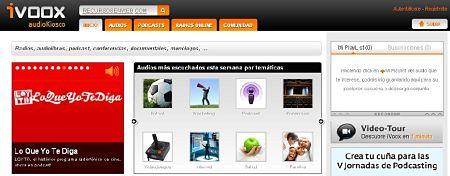 ivoox descargar escuchar podcast audiolibros