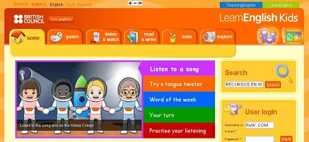 LearnEnglish Kids niños aprender ingles