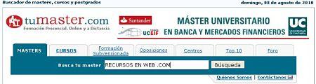 master cursos postgrados tumaster.com