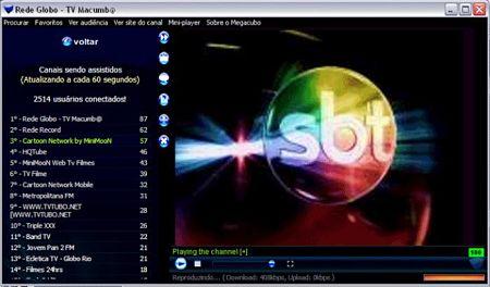 MegaCubo ver television en vivo online