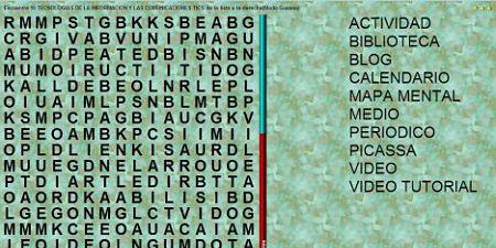 mico sopa de letras juego pc