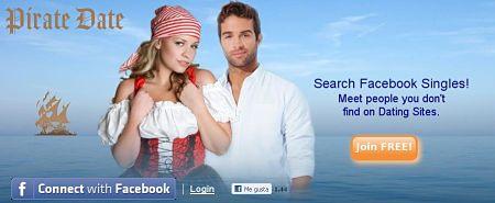 PirateDate buscar pareja en facebook