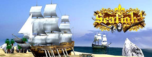 Seafight juego piratas