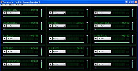 Soundboard efecto sonido programa pc