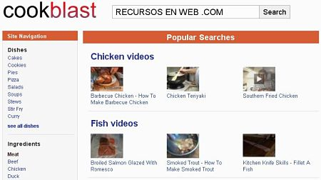 videos aprender a cocinar cookblast