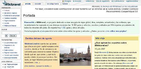 wikitravel guia de viajes