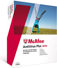 descargar McAfee AntiVirus