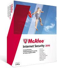 McAfee Internet Security Suite 2010