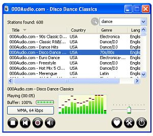 RadioSure escuchar emisoras radio internet