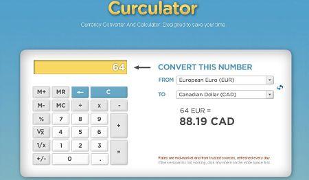 curculator calculadora online conversor divisas