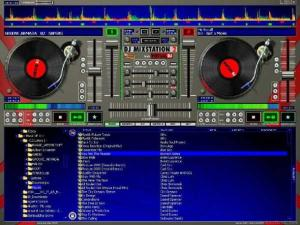 DJ MixStation mezclador musica pc
