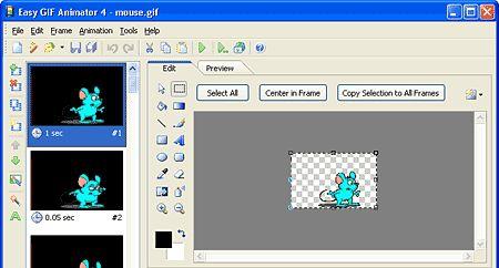 Easy Gif Animator crear imagenes gif