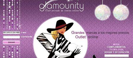 Glamounity outlet moda complementos