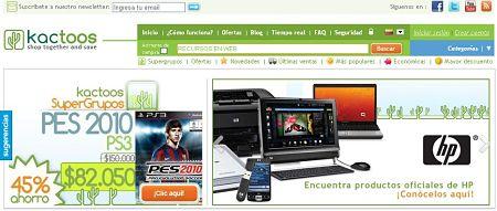 kactoos comprar online productos baratos