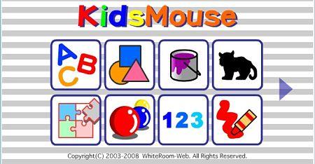 KidsMouse juego pc niños