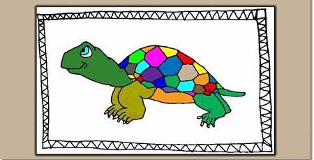 The Magicbook colorear dibujos