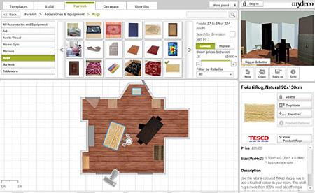 Mydeco decorar online tu casa en 3d for Decora tu casa online