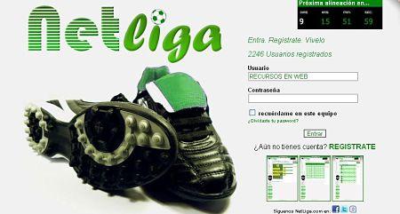 netliga manager futbol liga bbva