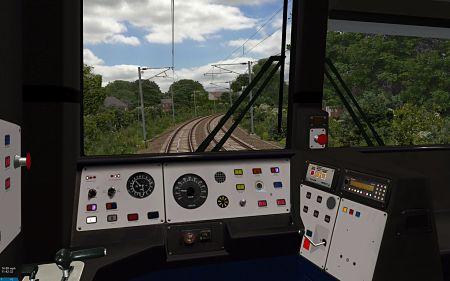 BVE Trainsim simulador trenes pc