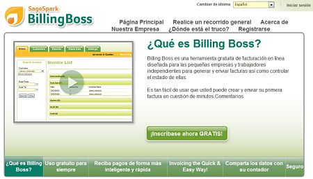 Billing Boss facturas electronicas