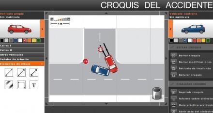 Croquis Accidentes de transito
