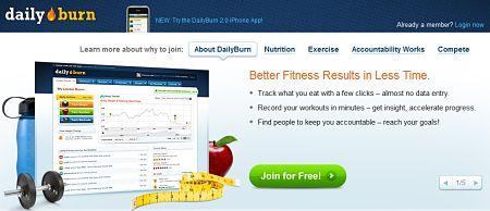 DailyBurn nutricionista online