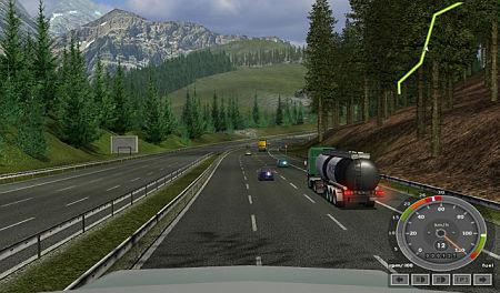 Euro Truck Simulator camiones