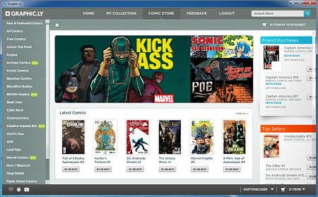 Graphic.ly comics