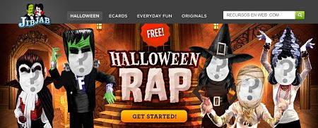 Halloween Rap videomontaje