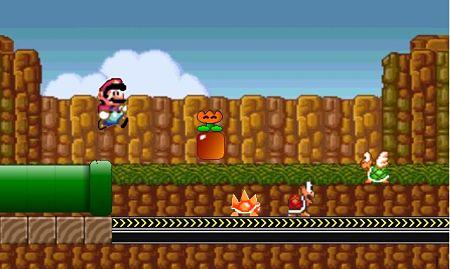Mega Mario juego