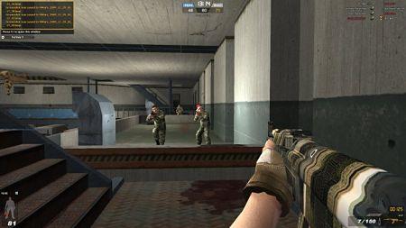 Mercenary Wars juego accion pc