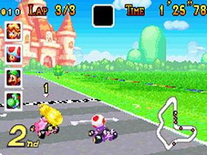 Super Mario Kart Remix