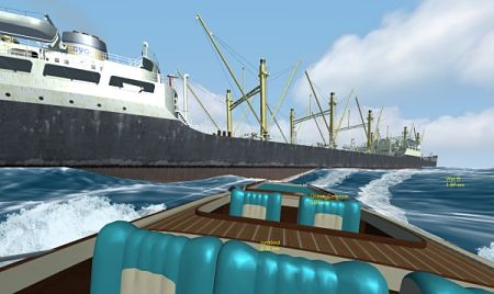 Virtual Sailor simulador barcos pc