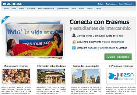 Erasmusu red social erasmus
