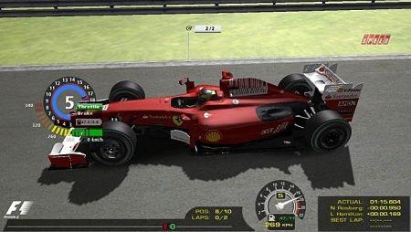 F1 2010 juego pc