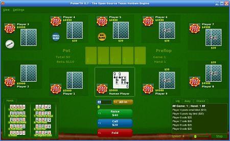 PokerTH juego poquer