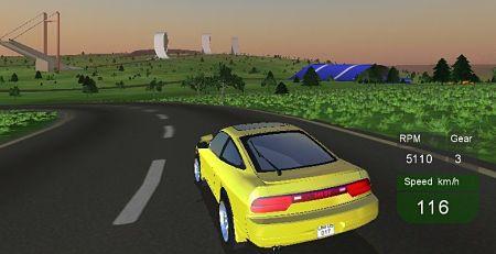 Tile Racer juego carreras PC