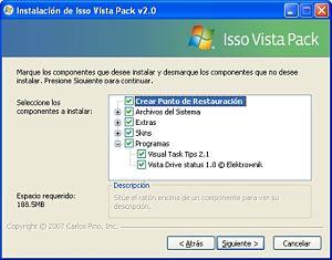 Isso Vista Pack