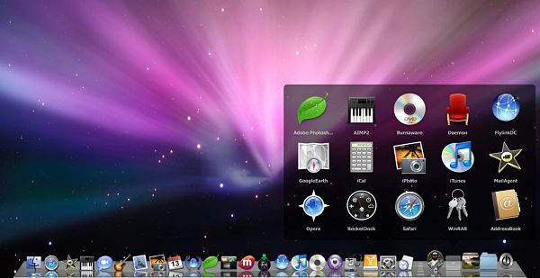 XWindows Dock
