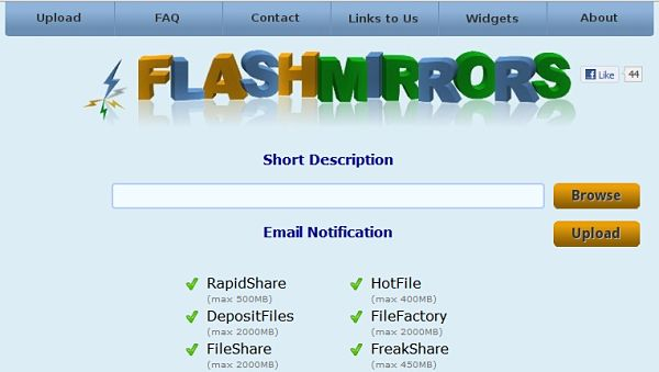 FlashMirrors