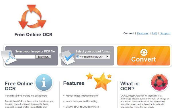 free online ocr