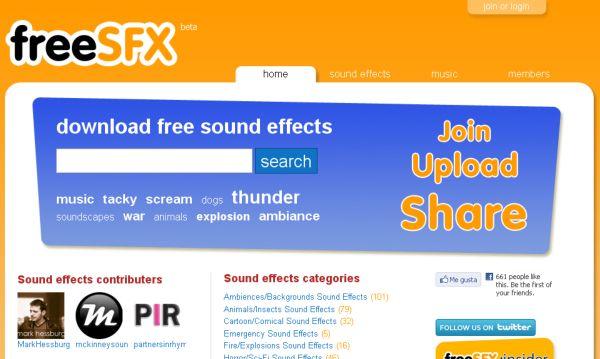 freeSFX