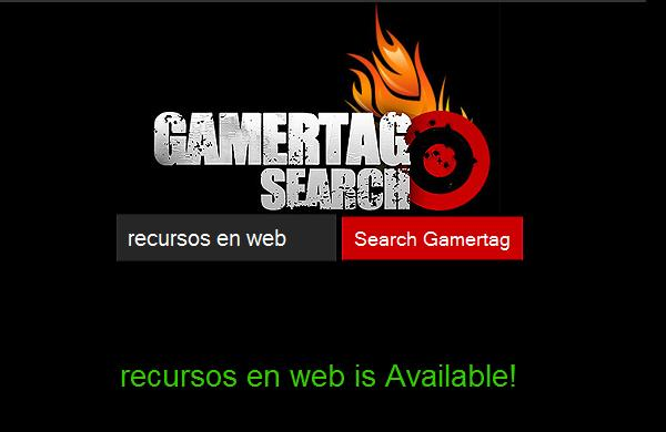 gamertagsearch