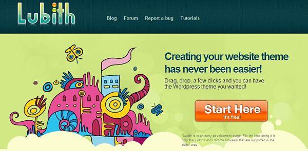 lubith WordPress