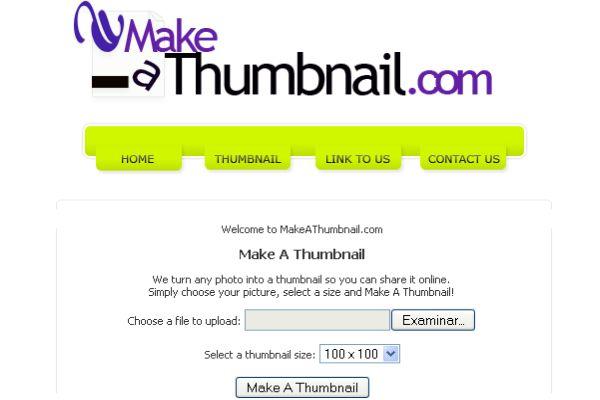 Make a Thumbnail